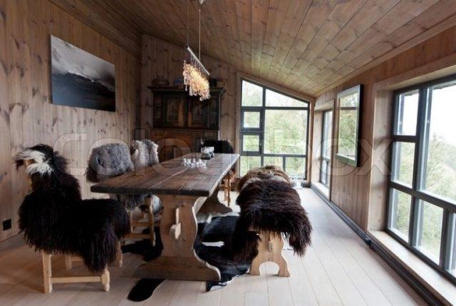trang trí nhà gỗ đẹp
