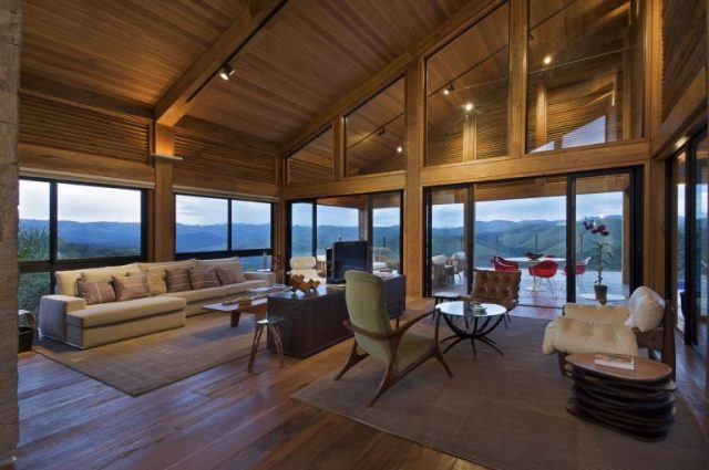 trang trí nhà gỗ đẹp 4