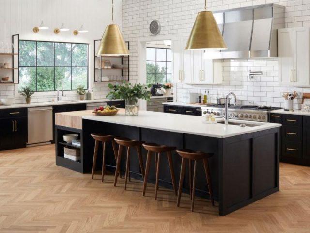 vị trí đặt bếp trong nhà theo phong thủy