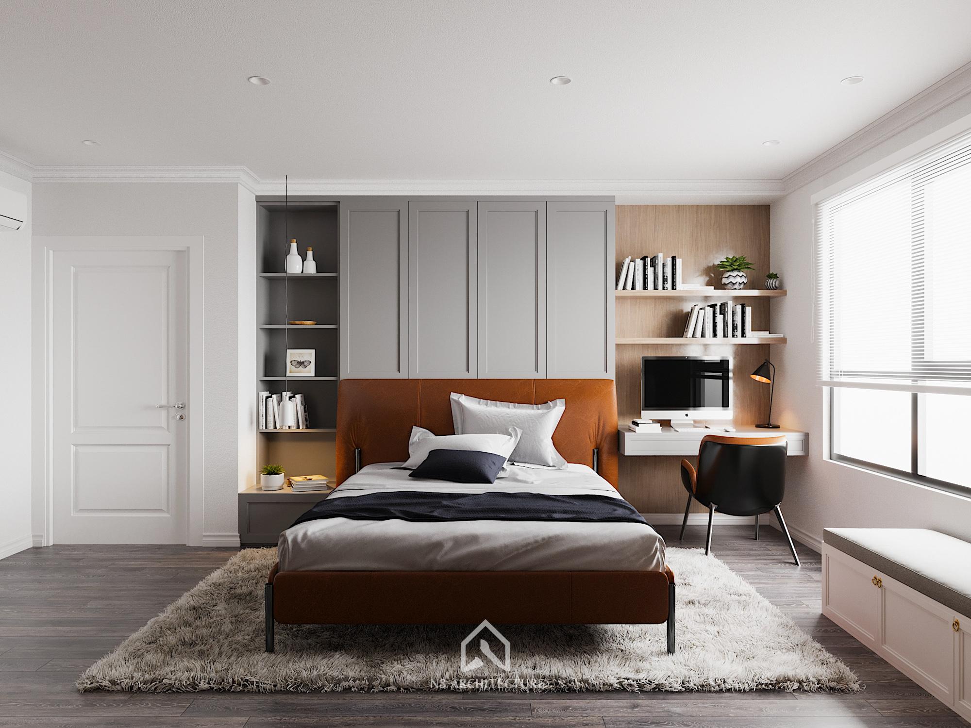 thiết kế nội thất chung cư hong kong tower 14