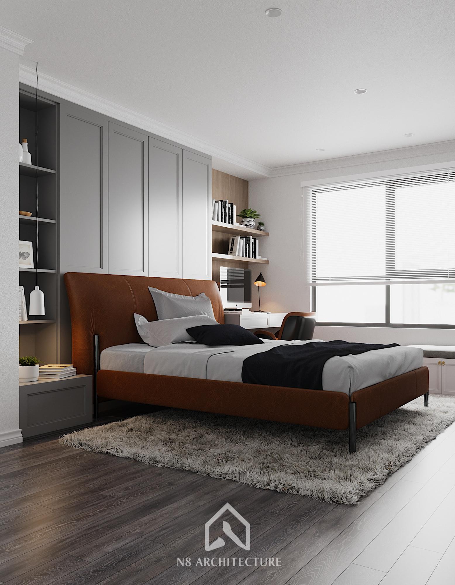 thiết kế nội thất chung cư hong kong tower 17