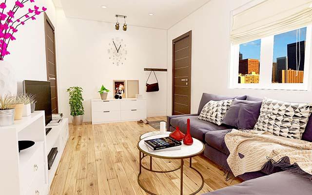 Cải tạo nội thất chung cư