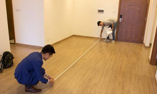 đo lại diện tích căn hộ