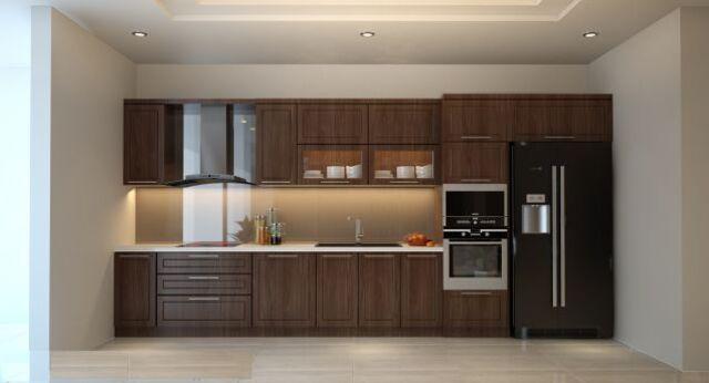 kích thước tủ bếp mẫu 1