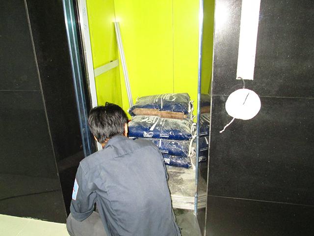Kiểm tra thang máy tòa nhà