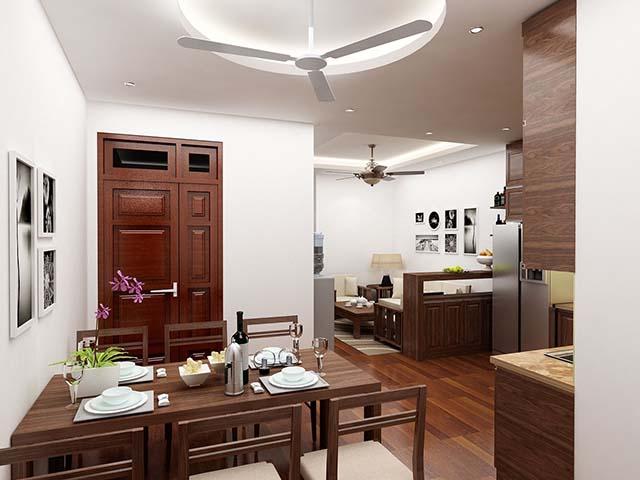 Lựa chọn đơn vị cải tạo nội thất chung cư