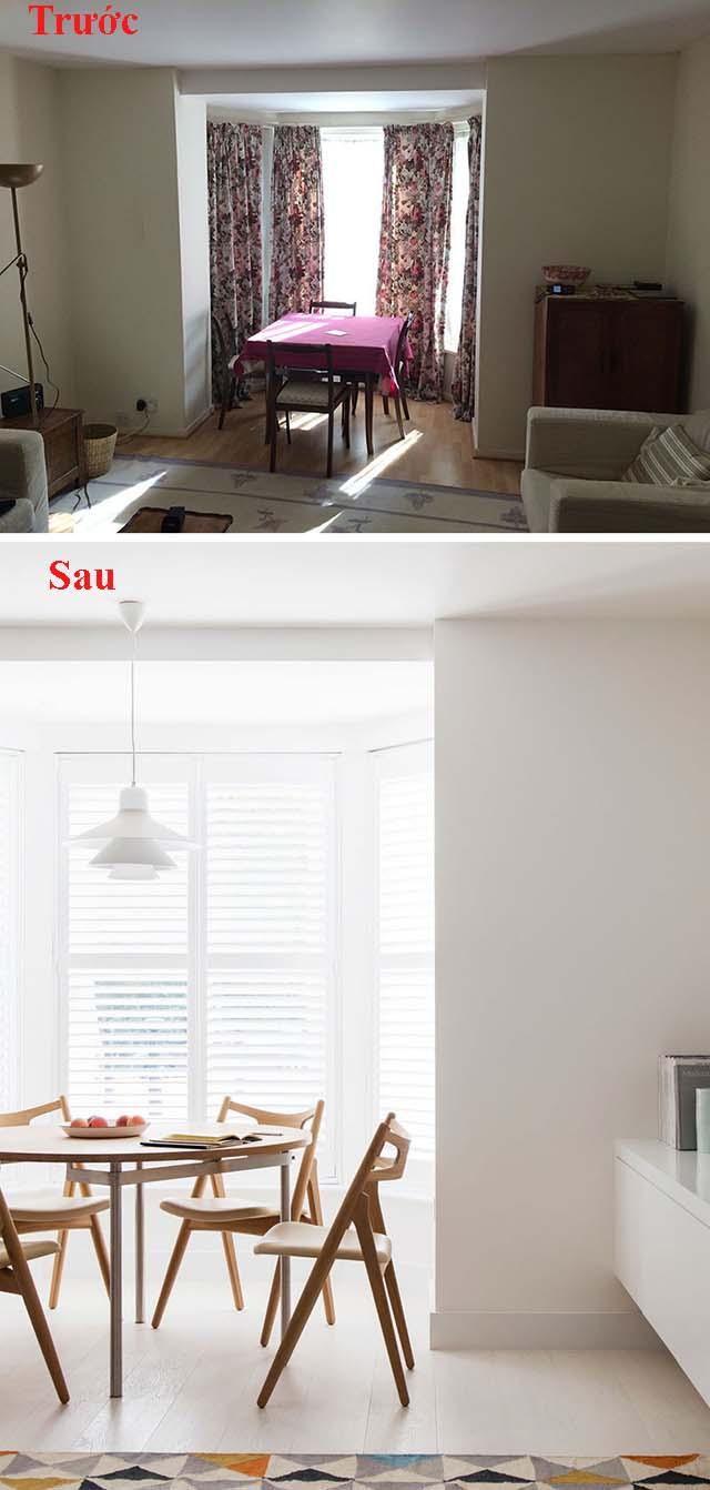 Cải tạo nội thất chung cư mẫu 2