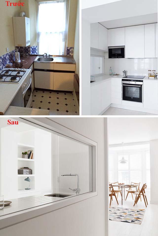 Cải tạo nội thất chung cư mẫu 4