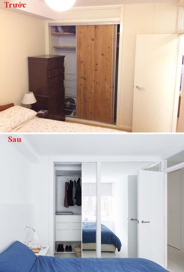 Cải tạo nội thất chung cư mẫu 5