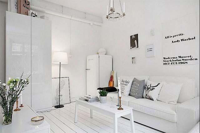 Thiết kế nhà nhỏ đẹp 20m2 mẫu 6