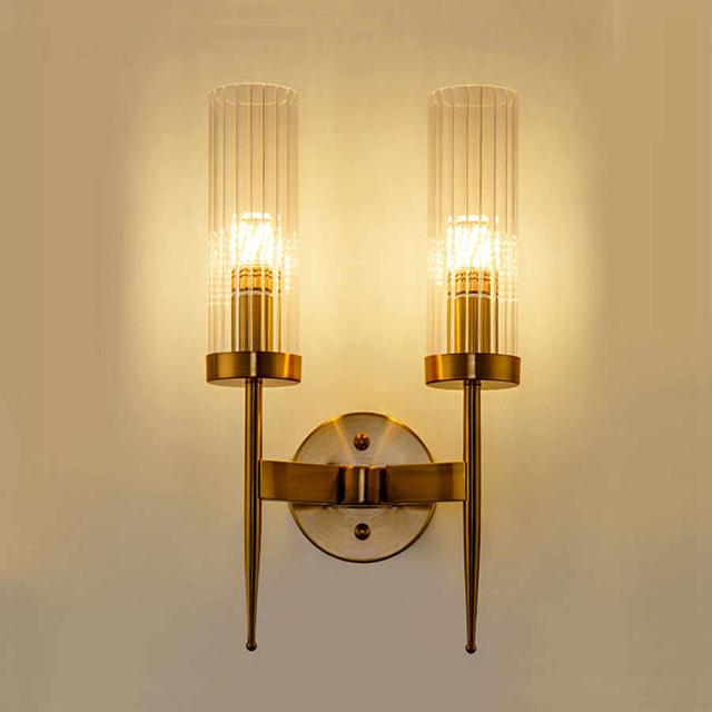 Đèn treo tường phòng khách mẫu 2