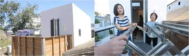 một số mẫu cải tạo nhà cũ tiết kiệm chi phí sân thượng