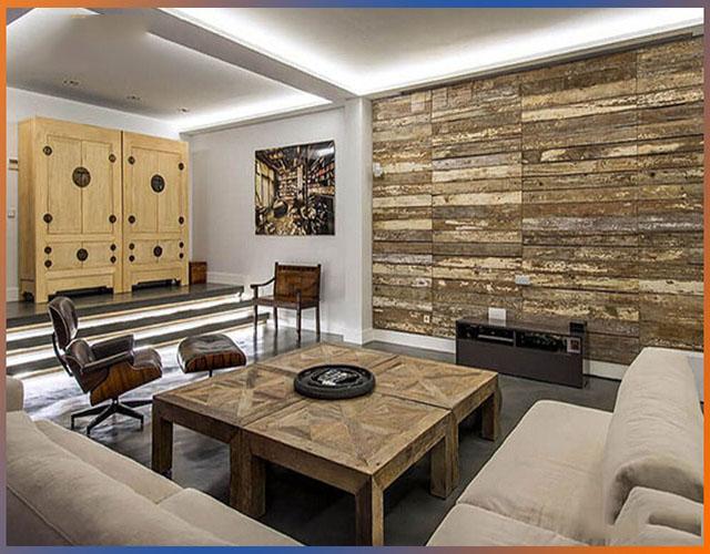 gỗ ốp tường phòng khách 11