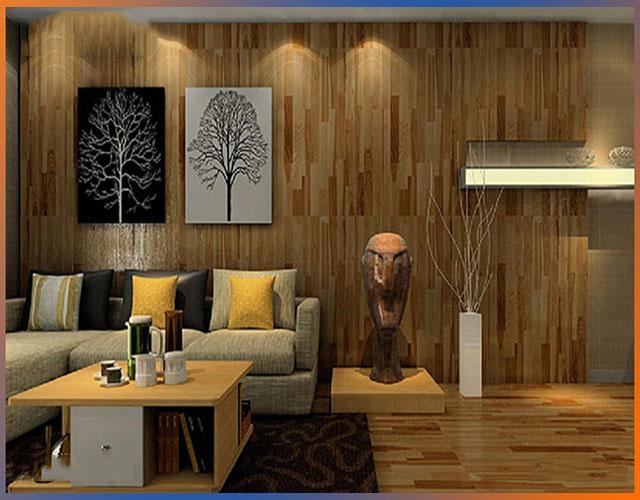 gỗ ốp tường phòng khách 14