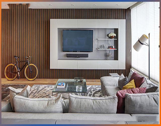 gỗ ốp tường phòng khách 7