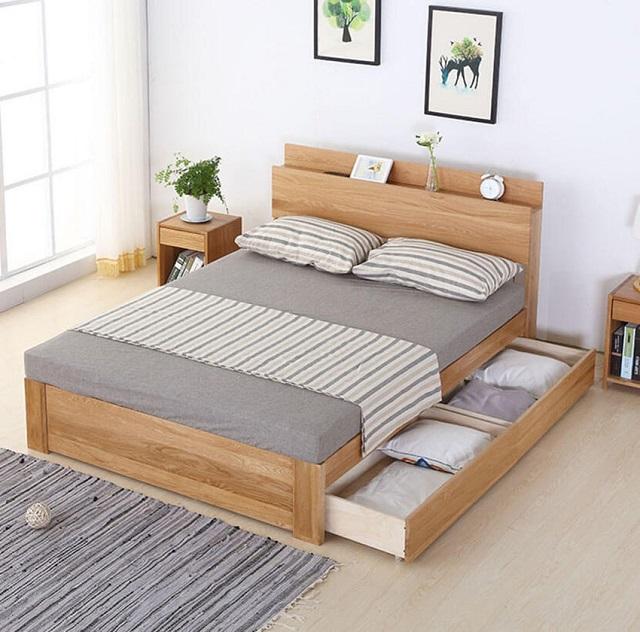 kệ trang trí phòng ngủ 5-2