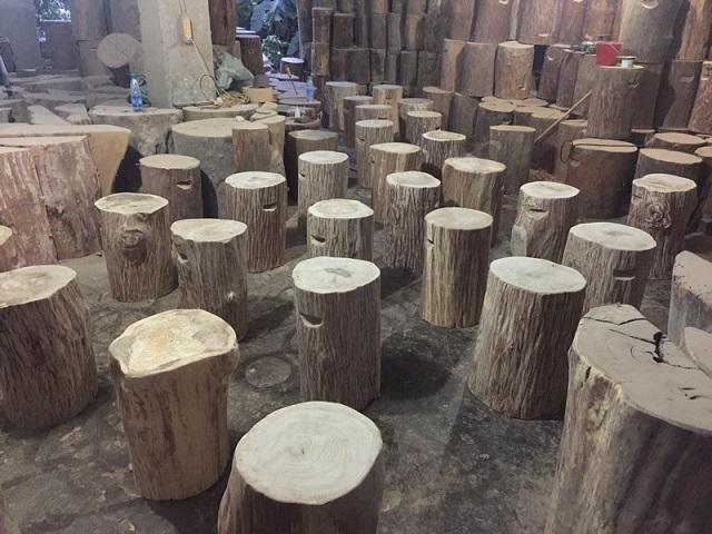 nội thất gỗ tự nhiên 1