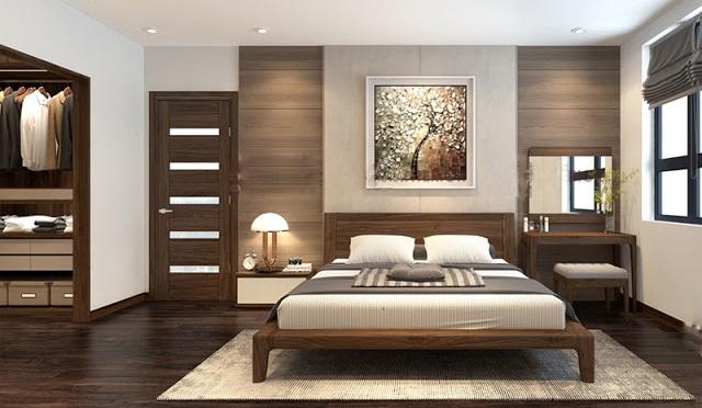nội thất gỗ tự nhiên 9
