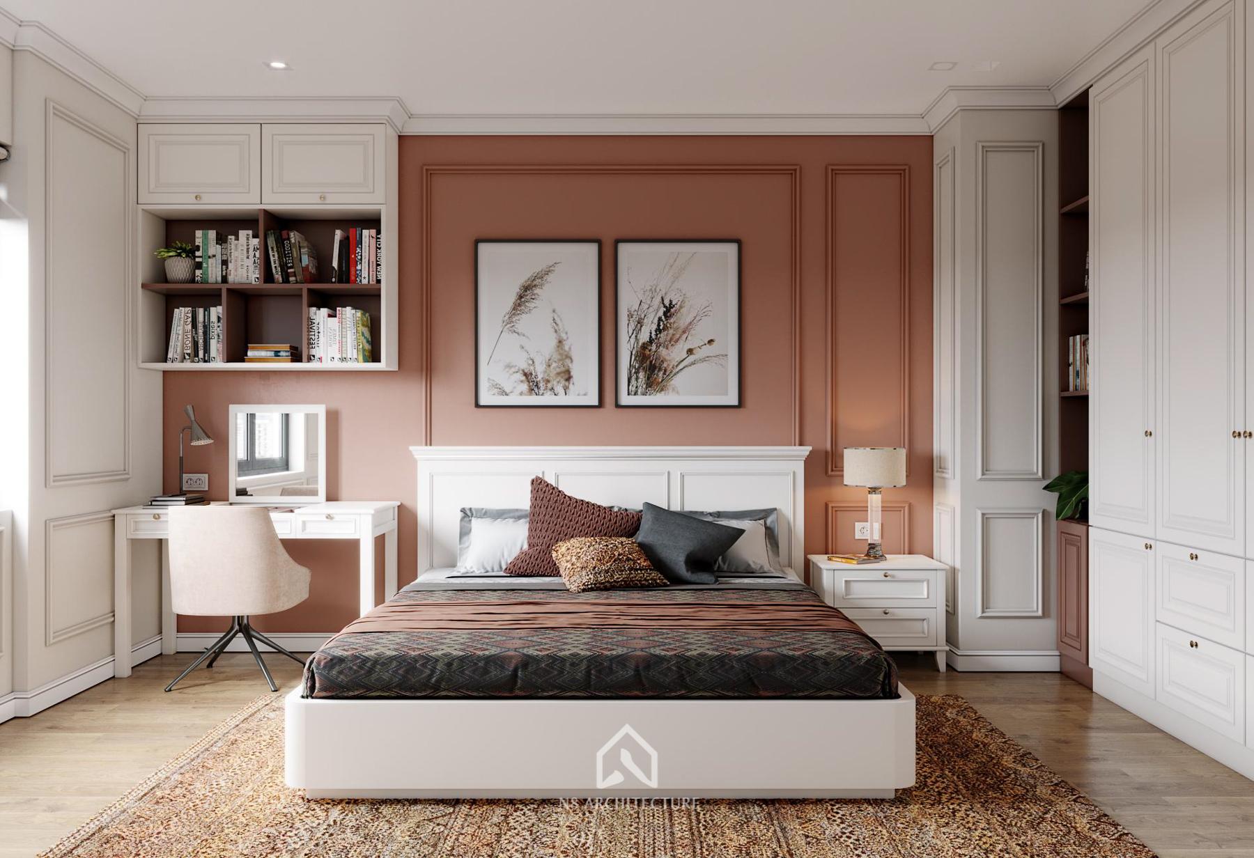 thiết kế nội thất chung cư paragon 12