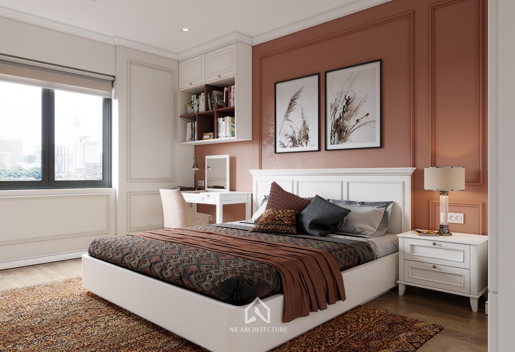 thiết kế nội thất chung cư paragon 13
