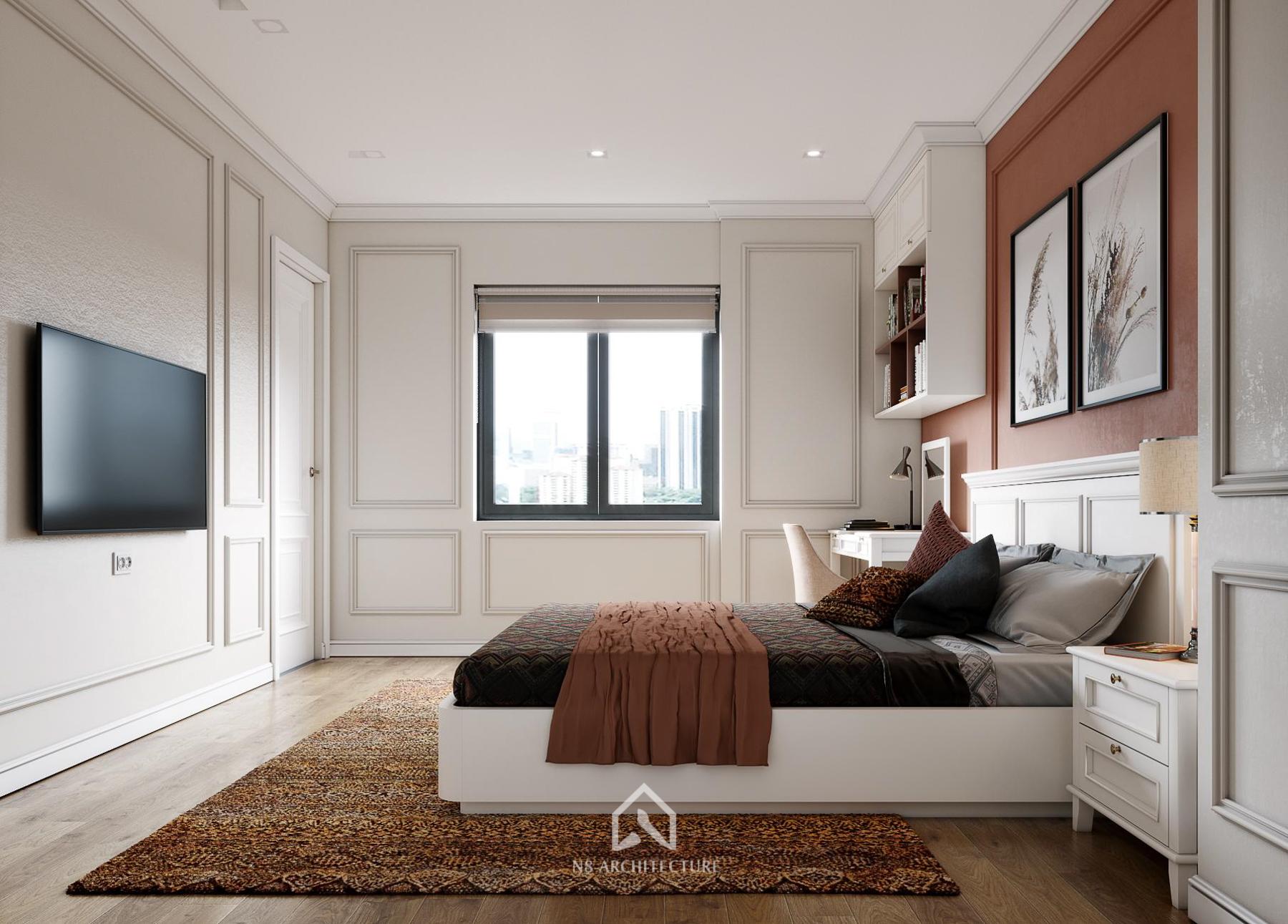 thiết kế nội thất chung cư paragon 14