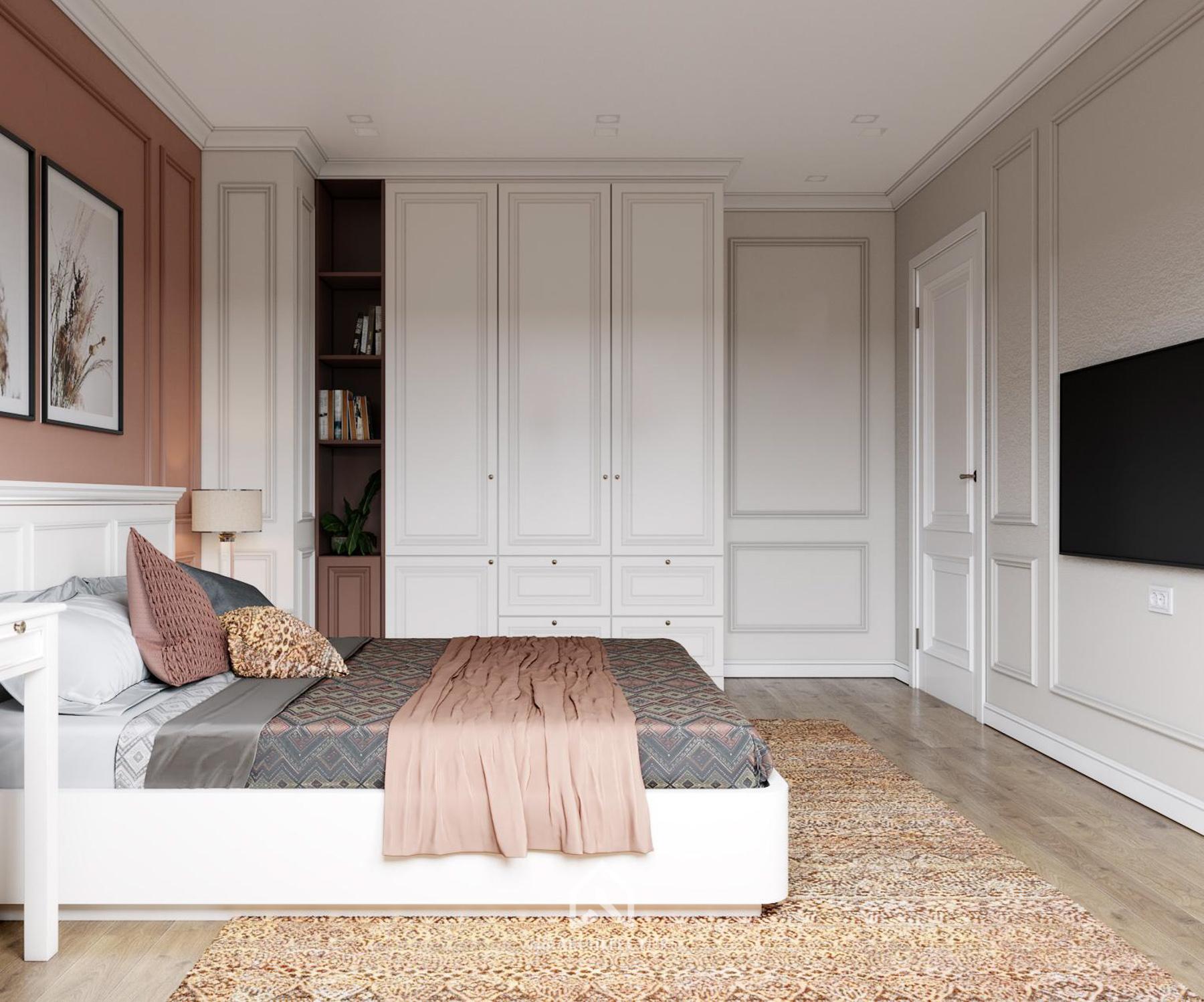 thiết kế nội thất chung cư paragon 15