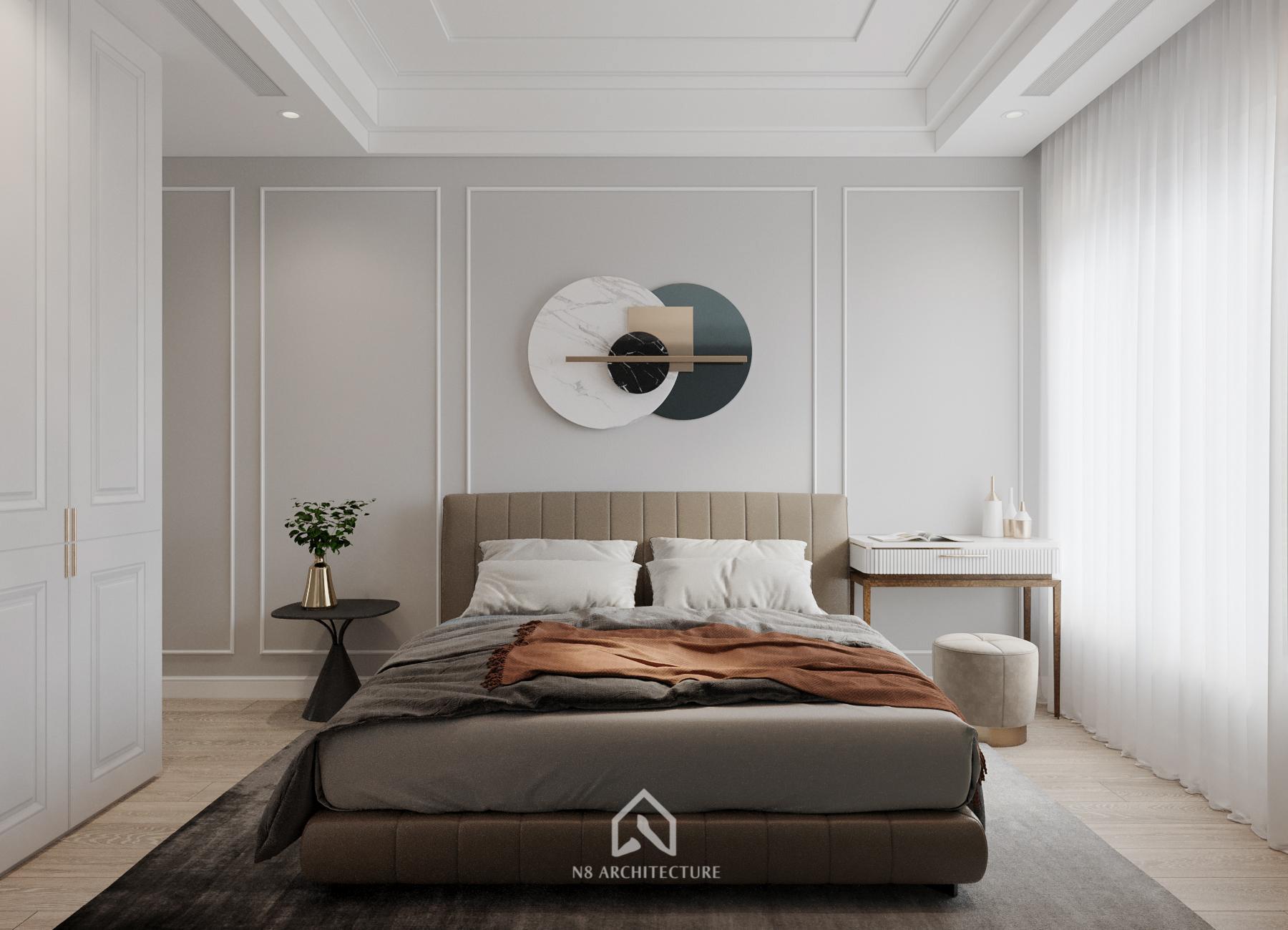 thiết kế nội thất chung cư vinhomes riverside 13