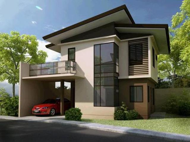 Địa điểm thiết kế và xây dựng nhà phố 2 tầng