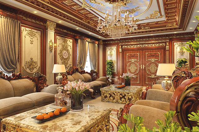 Thế nào là phong cách nội thất cổ điển?