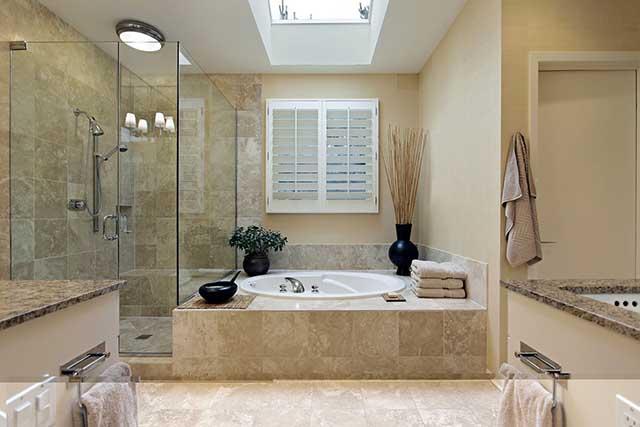 Thiết kế nhà vệ sinh nên có cửa sổ