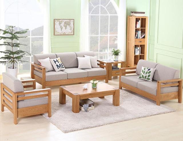 bàn ghế gỗ phòng khách 5