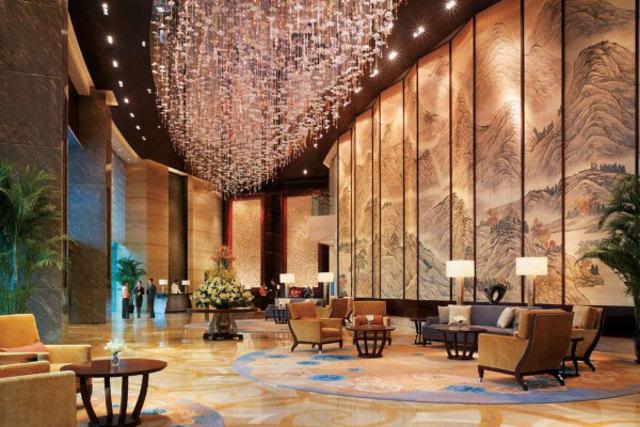 Nguyên lý thiết kế nội thất khách sạn