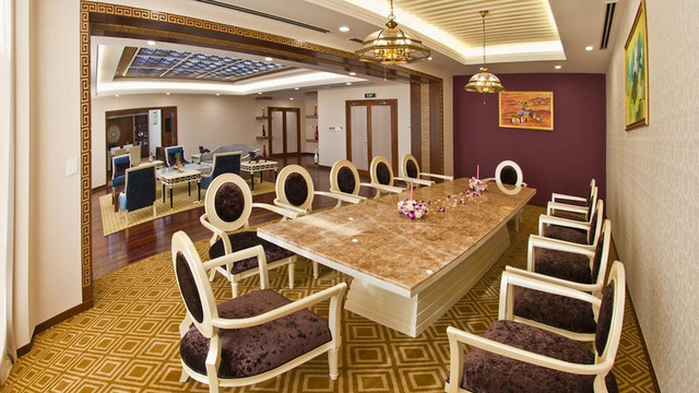nội thất khách sạn tân cổ điển 3