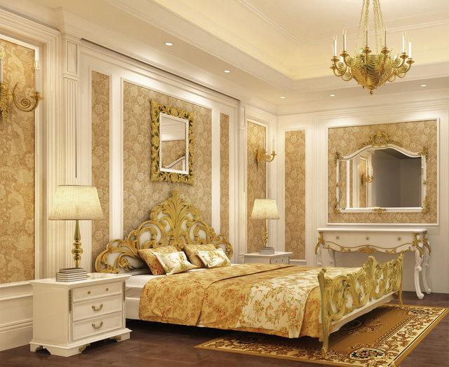 nội thất khách sạn tân cổ điển 4