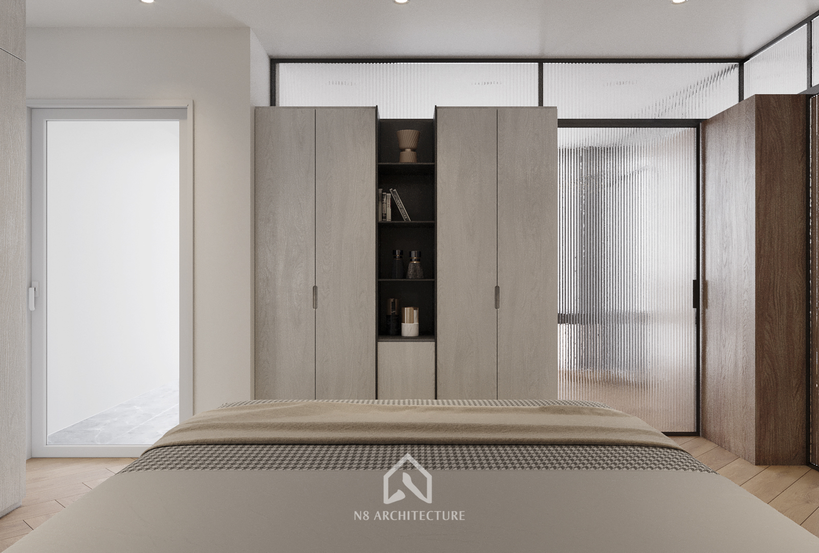 thiết kế nội thất chung cư vinhomes symphony 11