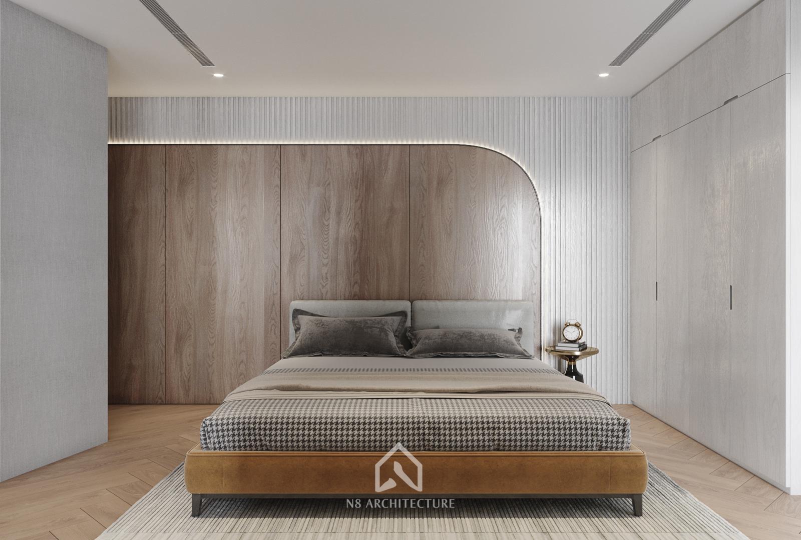 thiết kế nội thất chung cư vinhomes symphony 14