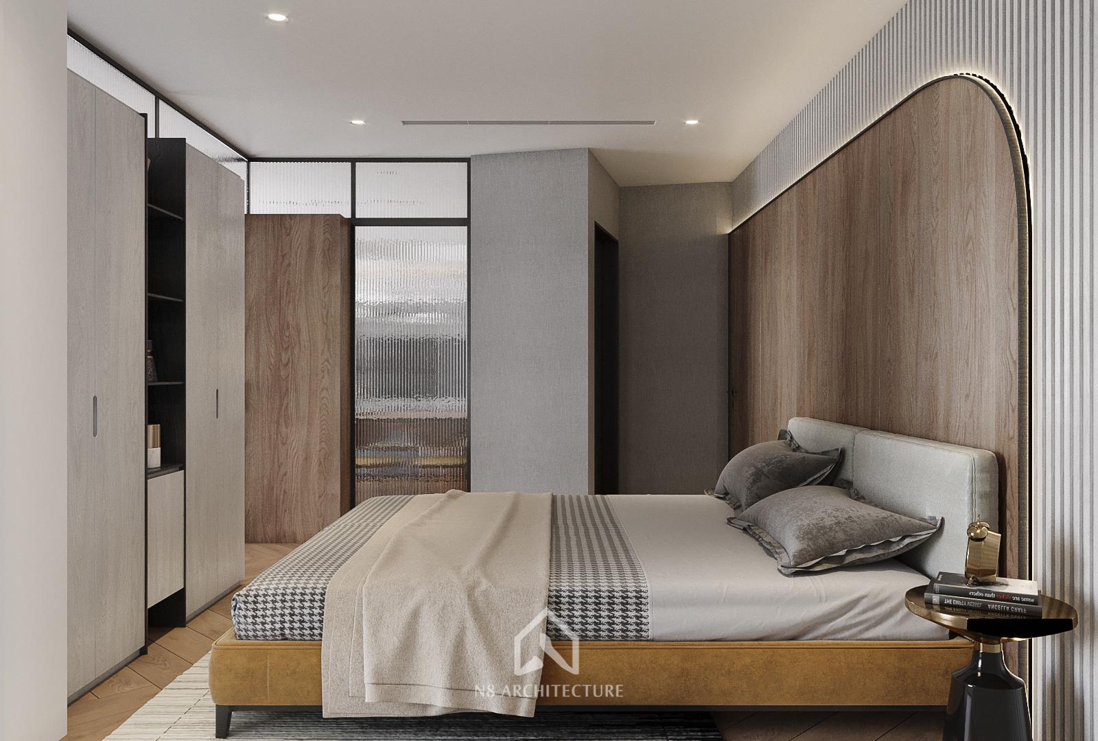 thiết kế nội thất chung cư vinhomes symphony 15